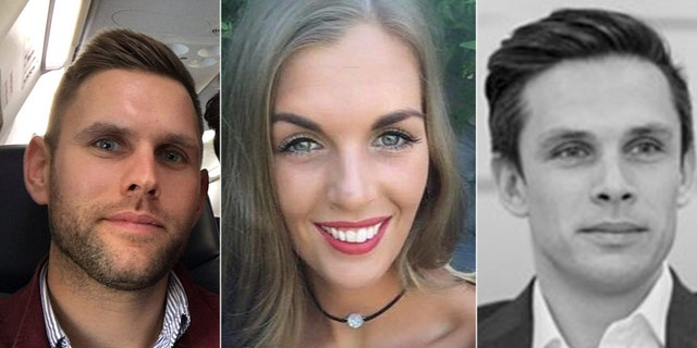 From left to right: Stuart Hill, Becky Dobson, and Jason Hill, died during a helicopter tour crash in the Grand Canyon earlier this month.