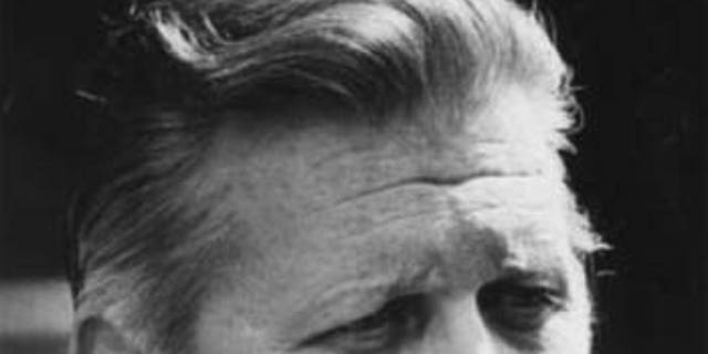 """Francis Joseph """"Frank"""" Sheeran, a Delaware labor leader and mob associated known as """"The Irishman,"""" told Fox News Channel's Eric Shawn he pumped two bullets into the back of Hoffa's head in a Detroit-area house. (Courtesy: Chip Fleischer, Steerforth Press)"""