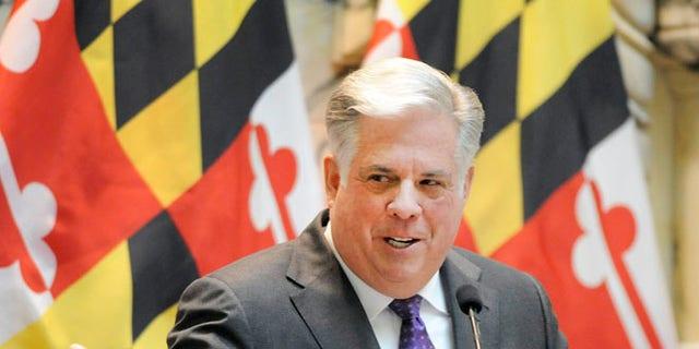 Maryland Gov. Larry Hogan.