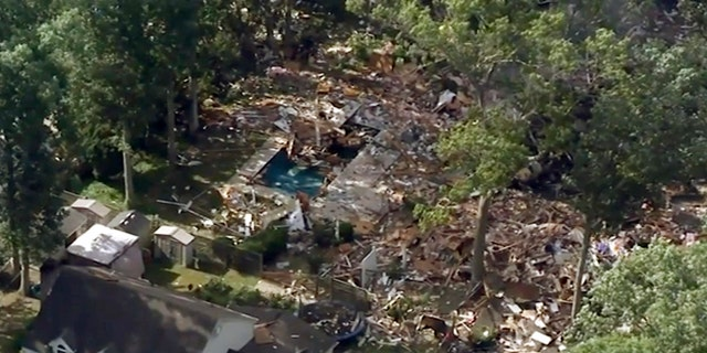 A New Jersey couple was killed Saturday after their home exploded shortly after 6 a.m.