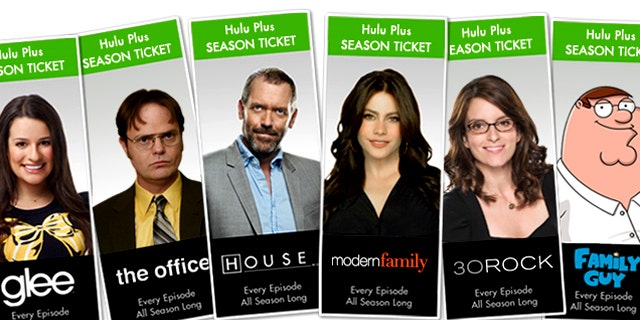 Watch every episode aired from the current season of top shows from ABC, NBC and FOX with Hulu Plus Season Ticket.