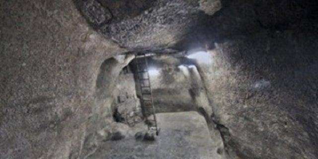 Ancient cistern found in Jerusalem