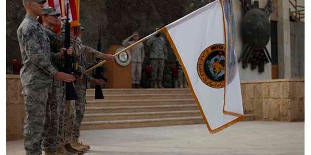 U.S. troops during Operation Iraqi Freedom.