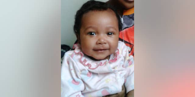 This undated family photo provided by Trina Whitehead shows her infant daughter, Zuri Whitehead. An 11-year-old suburban girl has been charged with murder in the beating death of the 2-month-old, who was staying overnight with her and her mother to give the baby's mom a break. (AP Photo/Trina Whitehead) NO SALES