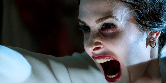 """This film image released by FilmDistrict shows Danielle Bisutti in a scene from """"Insidious: Chapter 2."""""""