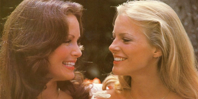 Jaclyn Smith (left) made a bold career move when she decided to launch her own collection for women.