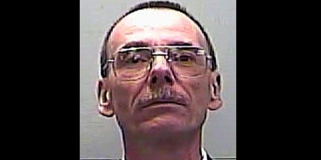 Attorney Danny Lampley is seen in an undated photo provided by the Lee County, Miss., Sheriff's Department.