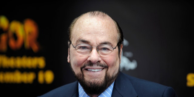 "Cast member James Lipton attends the premiere of the film ""Igor"" in Los Angeles September 13, 2008."