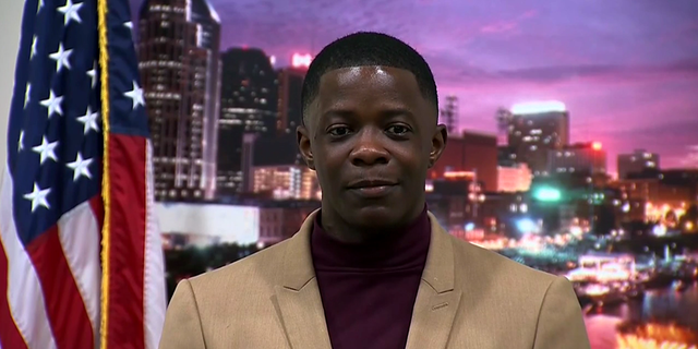 James Shaw Jr., who was credited with stopping Sunday's attack at a Waffle House in Tennessee, says he's no hero.