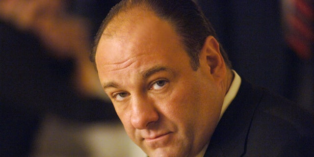 """The late James Gandolfini starred on HBO's """"The Sopranos"""" from 1999 to 2007."""