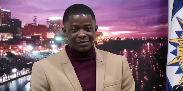 James Shaw Jr. said he managed to confront the shooter after his gun jammed.