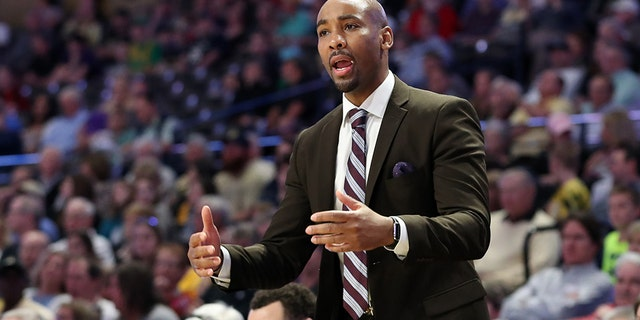 Jamill Jones is entering his second season as an assistant coach under Danny Manning.