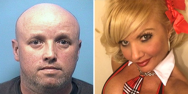 Alabama man William West, 44, has been arrested in the blunt-force slaying of his wife, Kat West, who led a provocative double life.
