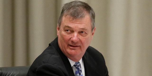 Former Ohio State trustee Jeffrey Wadsworth.