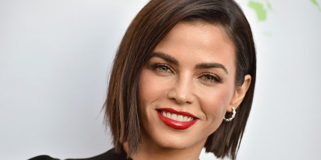 Jenna Dewan posed completely nude for her latest photo shoot.