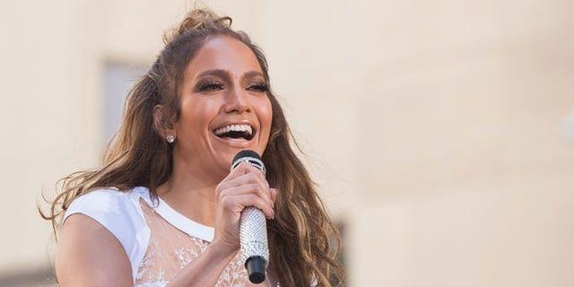 Jennifer Lopez on Monday, July 11, 2016, in New York.
