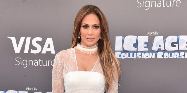 Jennifer Lopez on July 16, 2016 in Los Angeles, California.