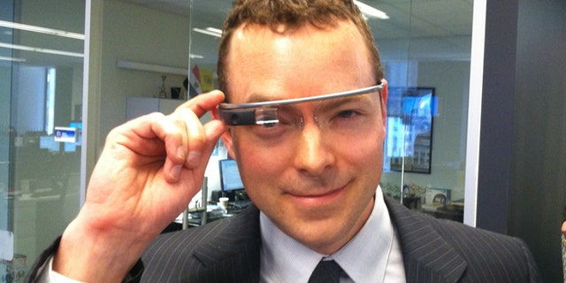 FoxNews.com's Jeremy Kaplan tests Google Glass, a futuristic head-mounted computer that Google hopes will change the world.