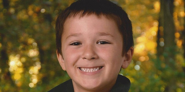 Jesse Lewis, who was slain in the Sandy Hook Elementary School massacre.