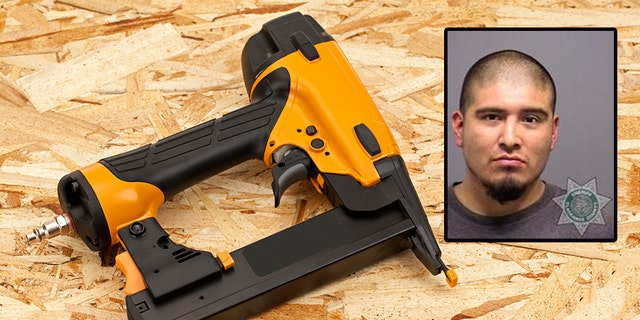 Jesus Ascencio Molina, 24, an immigrant from Mexico was arrested last week after he allegedly attempted to kill a co-worker with a nail gun.