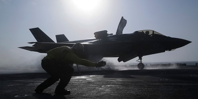 F-35 fighter jets grounded after United States crash