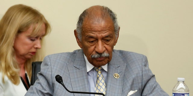 Nearly a half-dozen women have come forward with allegations against Conyers.