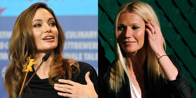 Angelina Jolie and Gwyneth Paltrow accused the studio head of harassment when they were just getting started in Hollywood.