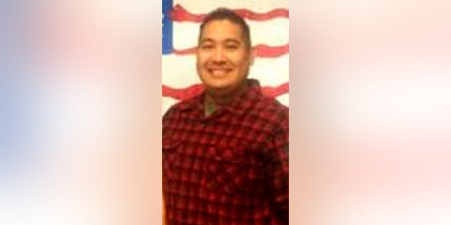 Jonathan Morita lost the use of two fingers on his right hand after he was wounded searching for Bergdahl.