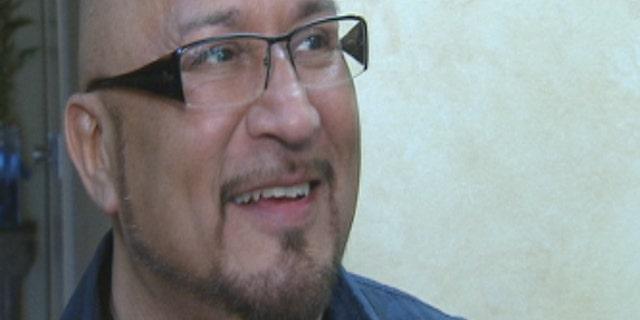 April 9, 2012: This photo shows Jose Moran.