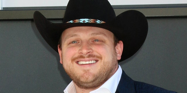 Country star Josh Abbott tied the knot with fiancée Taylor Parnell in Austin, Texas on Sunday.