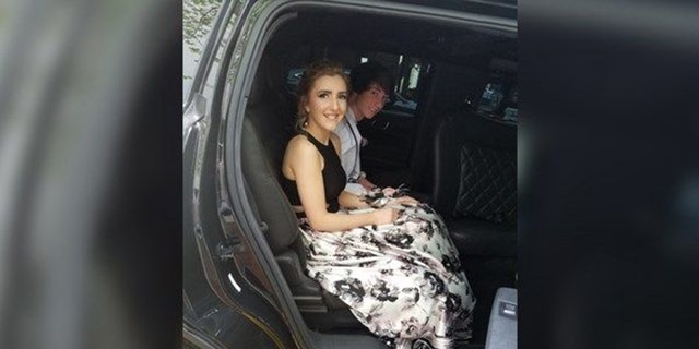 When the pair arrived at prom, faculty turned Josie away because her dress had see-through portions. Christian's mom eventually picked up the pair and took them to dinner and a movie.
