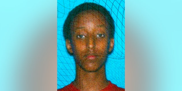File-This undated Department of Motor Vehicles photo courtesy the family shows Abdisamad Sheikh-Hussein. The man charged with deliberately running down the Muslim teenager outside a Somali center has made his first court appearance. Thirty-four-year-old Ahmed Aden, of Kansas City, appeared Monday, Dec. 8, 2014, in Jackson County Circuit Court where he is charged with first-degree murder, armed criminal action, leaving the scene of an accident and unlawful use of a weapon. (AP Photo/File)