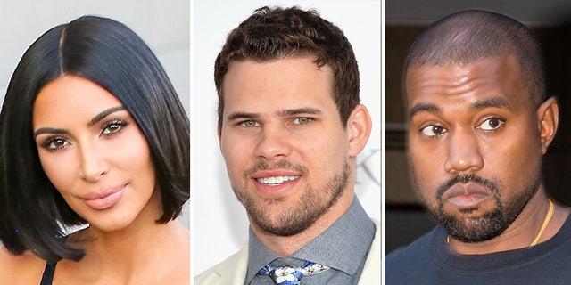 "Kim Kardashian reveals she hid her Kris Humphries wedding ring from ""heartbroken"" Kanye West."