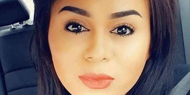 """The first victim, Carla Patricia Flores-Pavon, 26, was found """"unconscious"""" by Dallas Fire and Rescue after witnesses say they saw an """"unknown Latin male"""" leaving the victim's apartment."""
