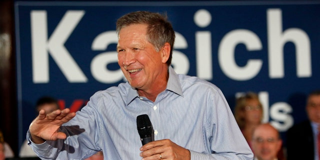 "Ohio Gov. John Kasich became known to Trump as ""1 in 38"" because he only one one state in the GOP presidential primaries."