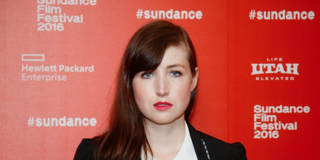 "Actress Kate Lyn Sheil poses at the premiere of the Starz original limited series ""The Girlfriend Experience"" during the 2016 Sundance Film Festival on Saturday, Jan. 23, 2016, in Park City, Utah. (Photo by Danny Moloshok/Invision/AP)"