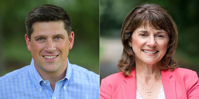 President Trump hasn't endorsed in this race, but Wisconsin Republicans Kevin Nicholsonn and Leah Vukmir are trying to convince voters their most like the president in their bid for Senate.