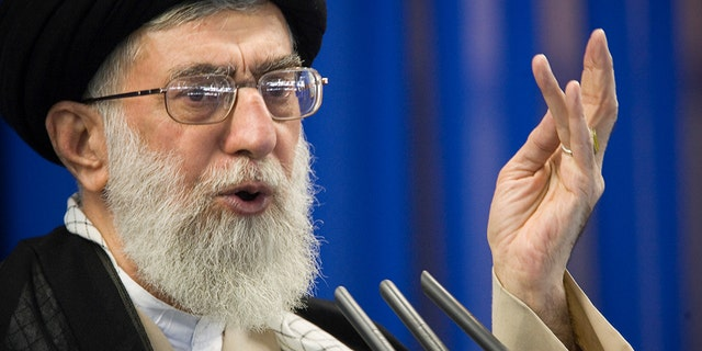 Iran's Supreme Leader Ayatollah Ali Khamenei said Wednesday that Tehran shouldn't count on European countries to save the 2015 nuclear deal, and Tehran may abandon it altogether.