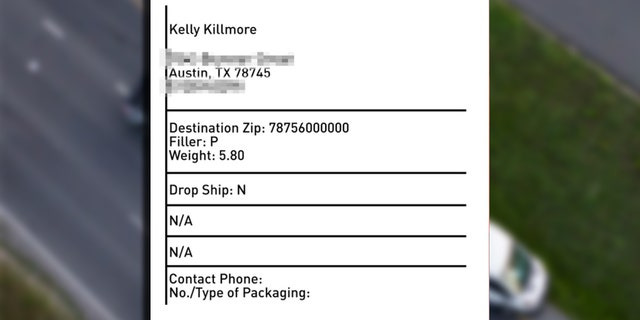 """Mark Anthony Conditt, the suspect in the string of Texas bombings, reportedly used the fake name """"Kelly Killmore"""" to mail explosive packages."""