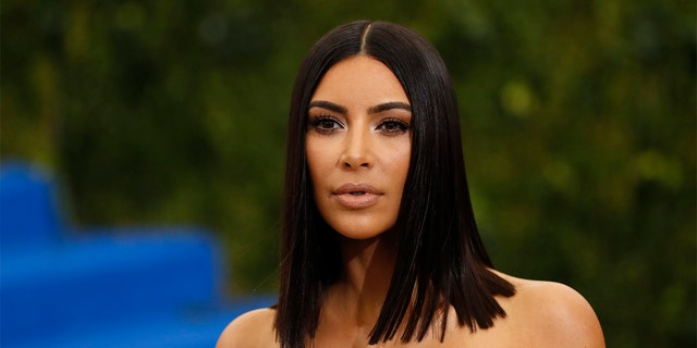 Kim Kardashian's hairstylist decided to have fun at the socialite's expense when she dozed off during her hair appointment.