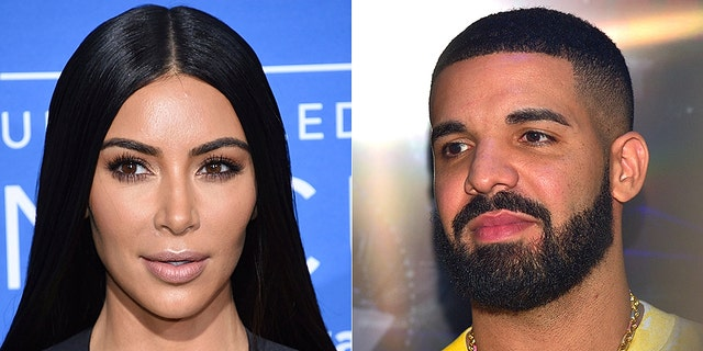 Kim Kardashian shot down rumors over a sexual relationship with Drake.