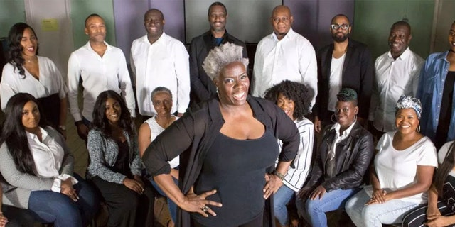 The Kingdom Choir signed a record deal with Sony Music U.K.
