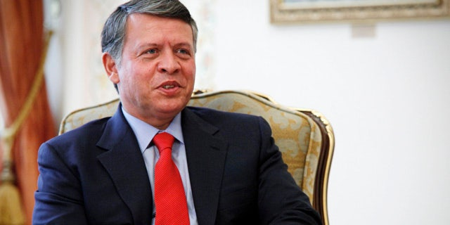 Warrior King: Jordan's King Abdullah II is fighting Islamic extremism as it spreads throughout Middle East.