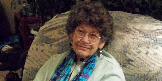 Kramer, 72, is pictured at her home in Fortville, Ind.