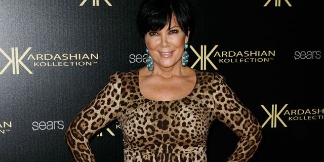 Aug. 17: Kris Jenner arrives at the Kardashian Kollection launch party in Los Angeles. (AP)