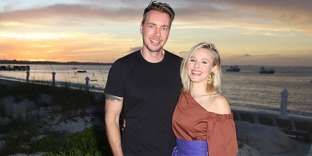 Dax Shepard and Kristen Bell married in 2013 and have two children.