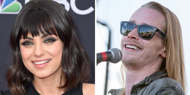"""Mila Kunis says she was to blame for """"horrible"""" Macaulay Culkin breakup. The pair dated for eight years before calling it quits in 2010."""