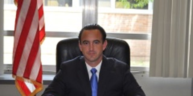 Frank D'Amico, principal, Lodi High School