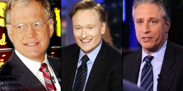 Late night comedians like David Letterman, Conan O'Brien and Jon Stewart have all attacked Mitt Romney's wealth.