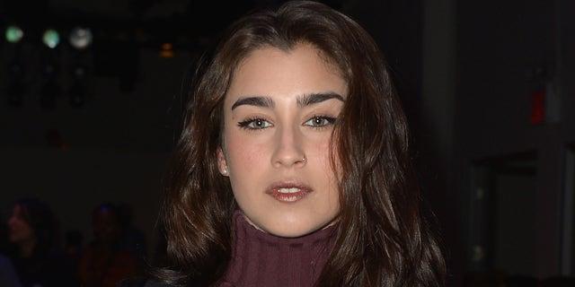 Fifth Harmony singer Lauren Jauregui on September 12, 2016 in New York City.